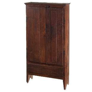 South American Bookcase Cabinet