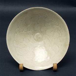 Chinese Dingware Bowl, Song Dynasty