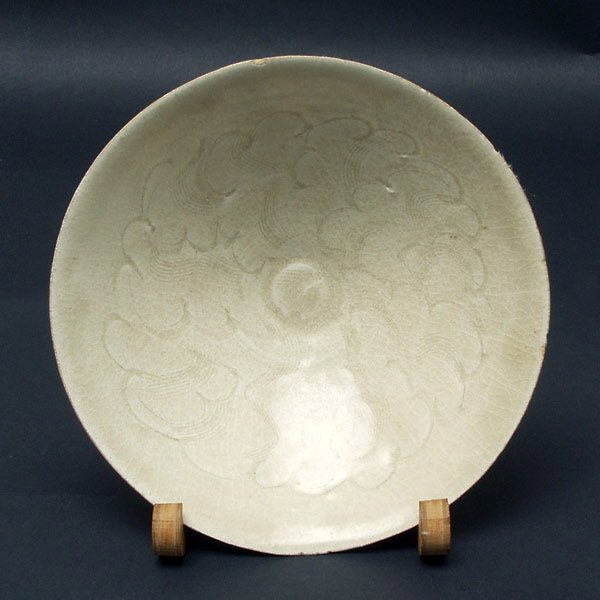 22: Chinese Dingware Bowl, Song Dynasty