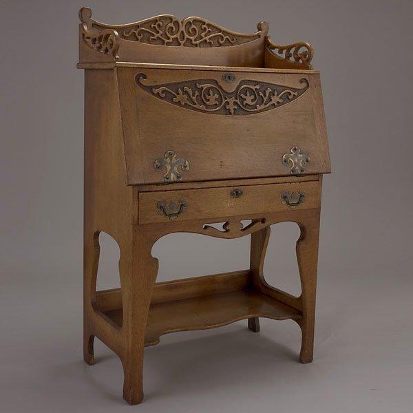 1008: Art Nouveau Desk