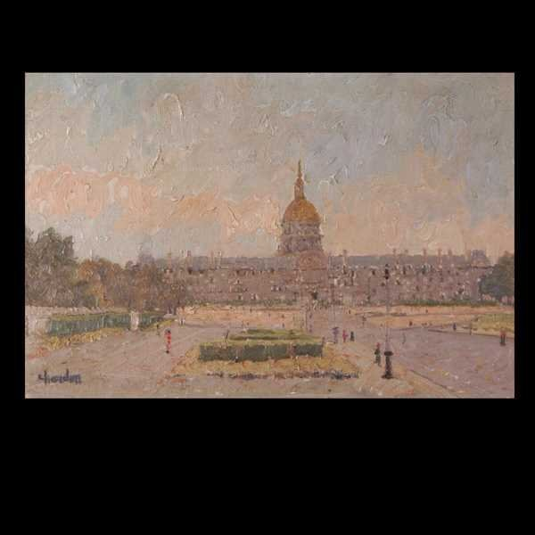 1004: G. Chardon, Dome Des Invalides, Paris.
