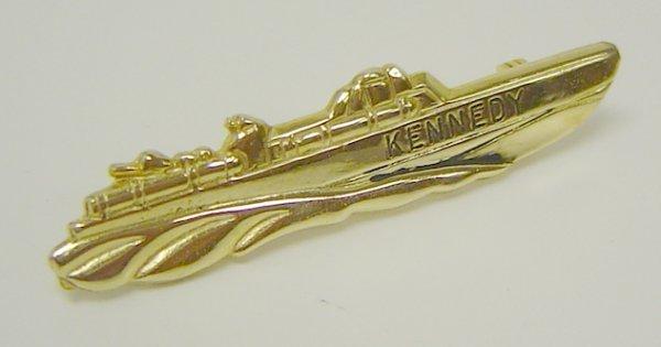 22: Kennedy PT-109 Pin