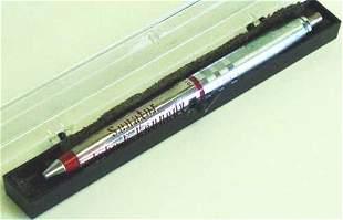 Silver overlay Kennedy pen;