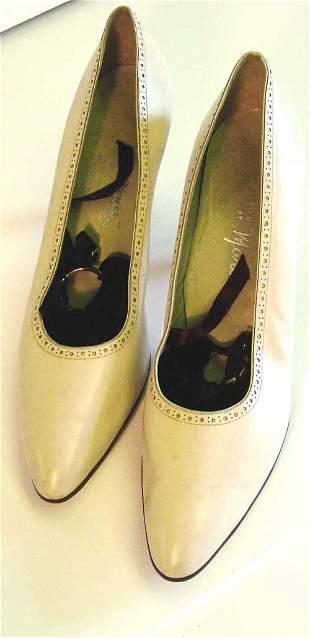 Jackie Kennedy Italian shoes;