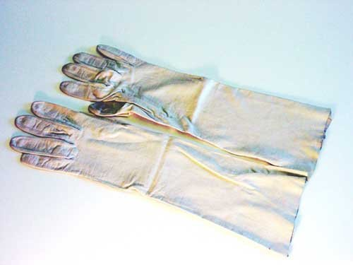 18: Jackie Kennedy gloves;