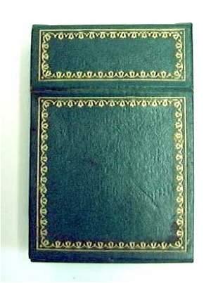 Jackie Kennedy notepad holder