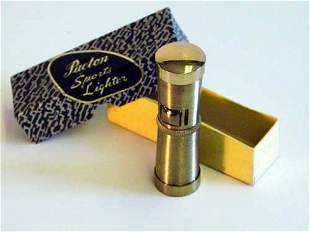 Kennedy Presidential campaign lighter