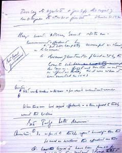 101B: Senator John F. Kennedy handwritten not