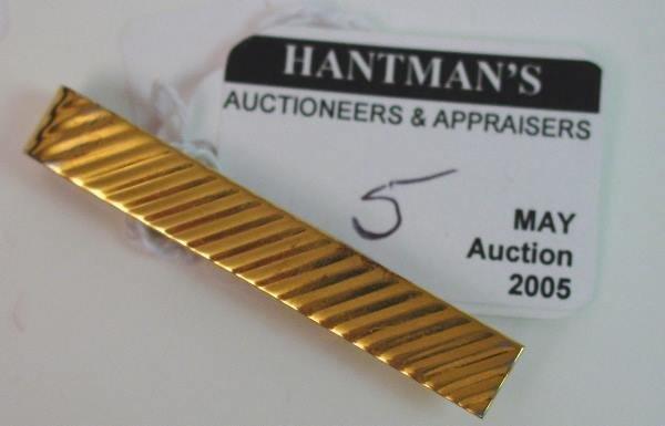 5: Tiffany & Co. Vermeil Tie Bar Clip