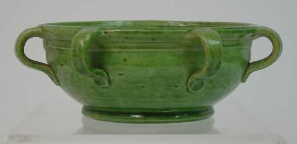 495: Chinese Ceramic Lighting Article