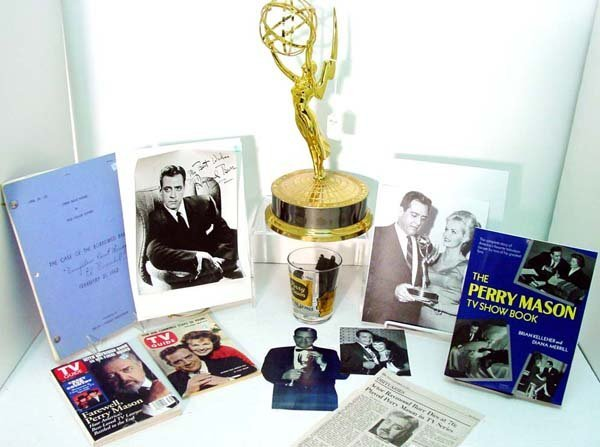 10: Perry Mason Emmy Award