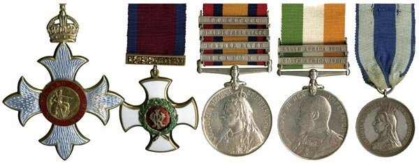 Awards for gallantry And Distinguished Service
