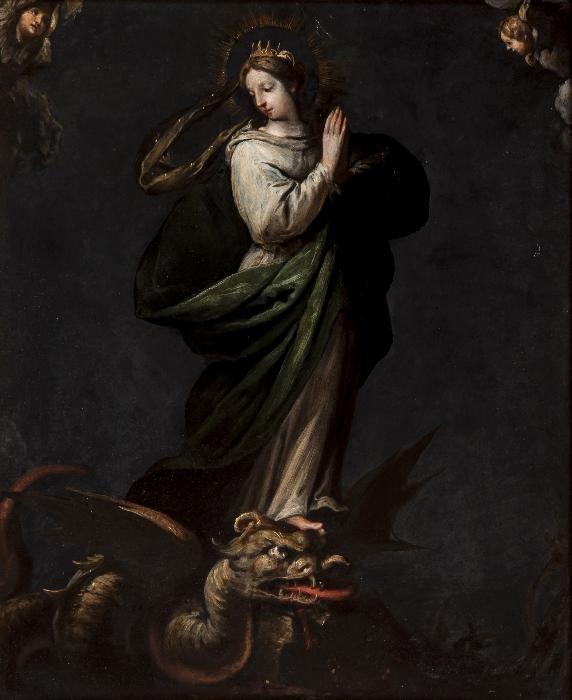 . . Felice Rizzi, called Felice Brusasorci (Verona