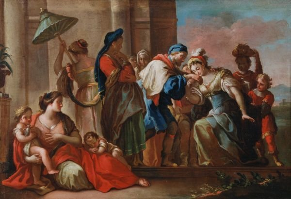 Francesco de Mura (Naples 1696-1782) and Studio Bi