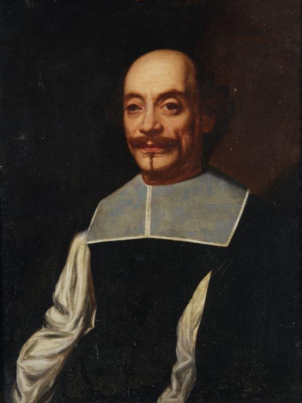 Lombard School (17th century) Portrait of a gentle