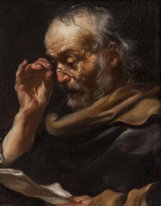 . . Bernhard Keil, called Monsu Bernardo (Elsinore