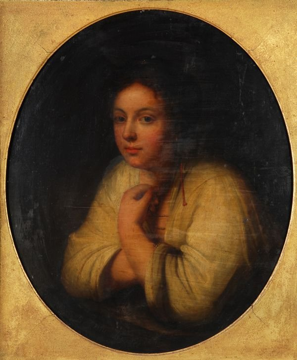 After Bartolomé Esteban Murillo Portrait of a woma