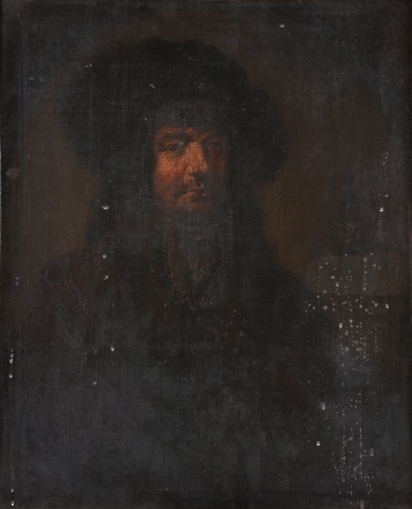Follower of Rembrandt Harmensz. van Rijn Portrait