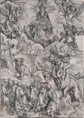 Albrecht Dürer (1471-1528) The Beast with two Horn