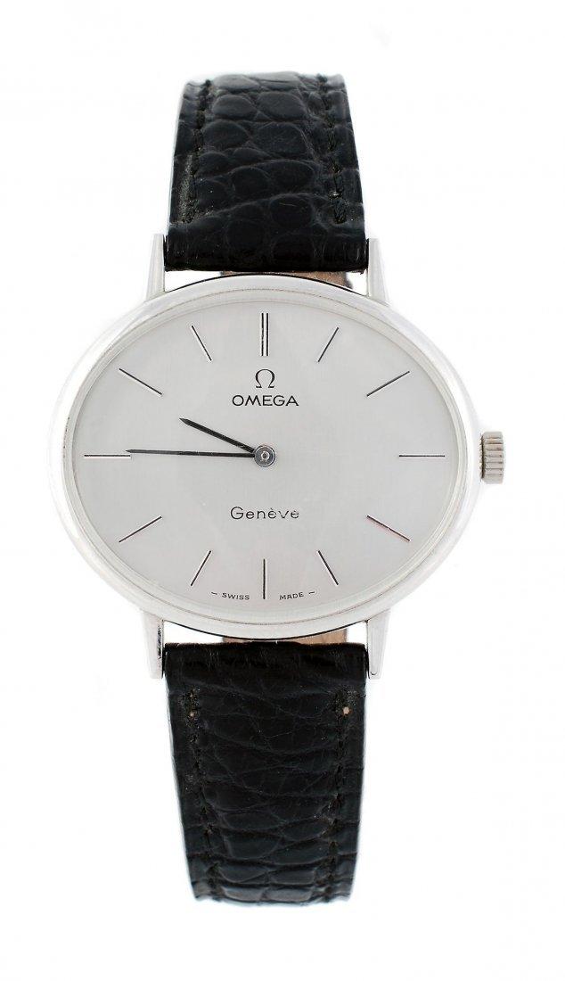 Omega, a lady's dress watch, circa 1973, ref. 511