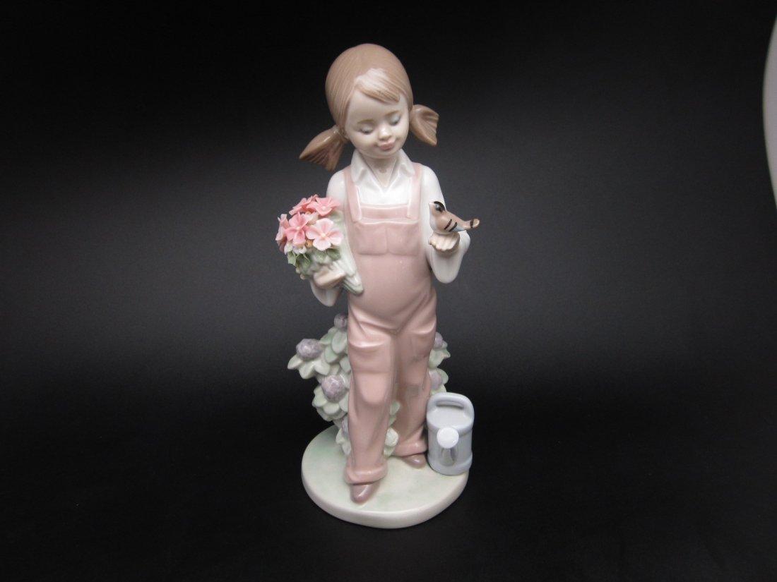 7: Lladro Figurine