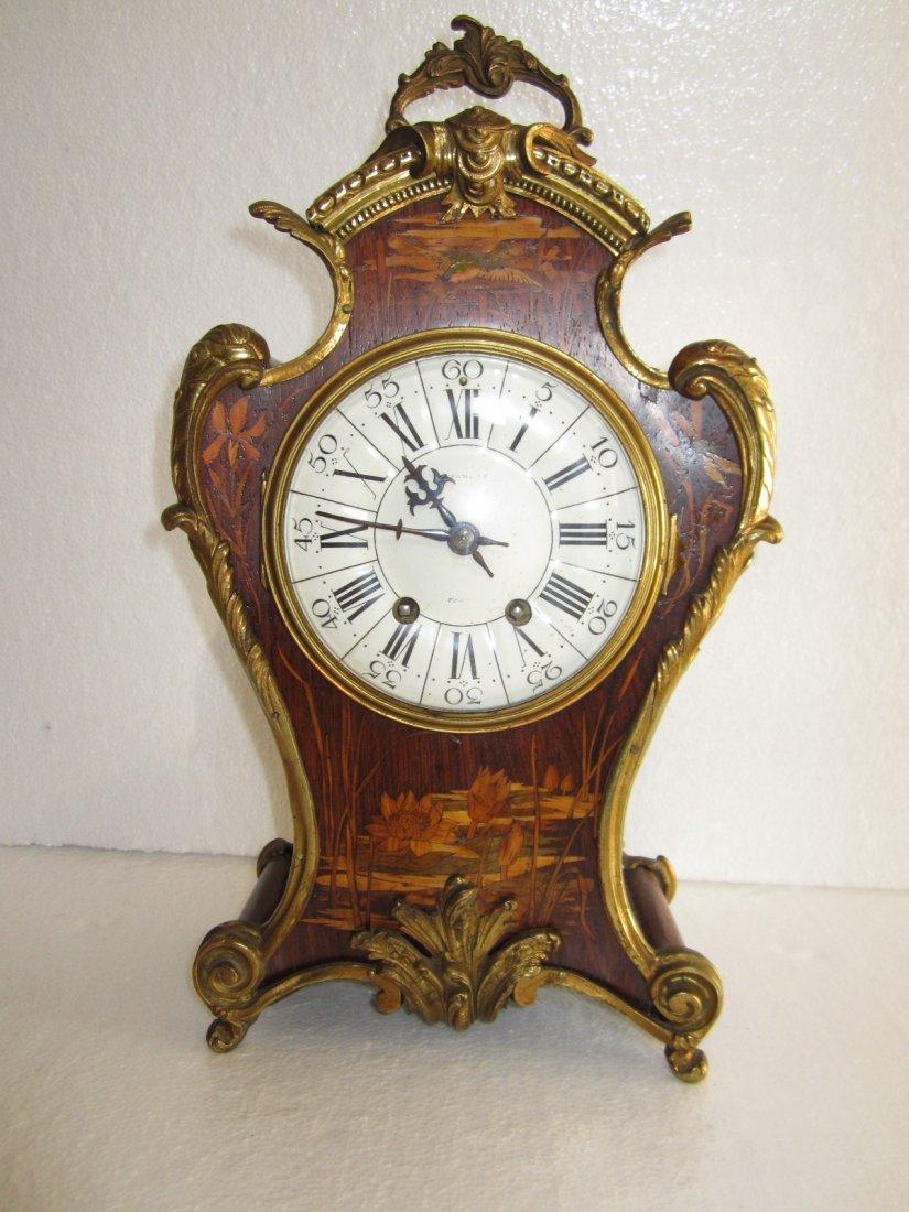Antique Tiffany Mantel Clock