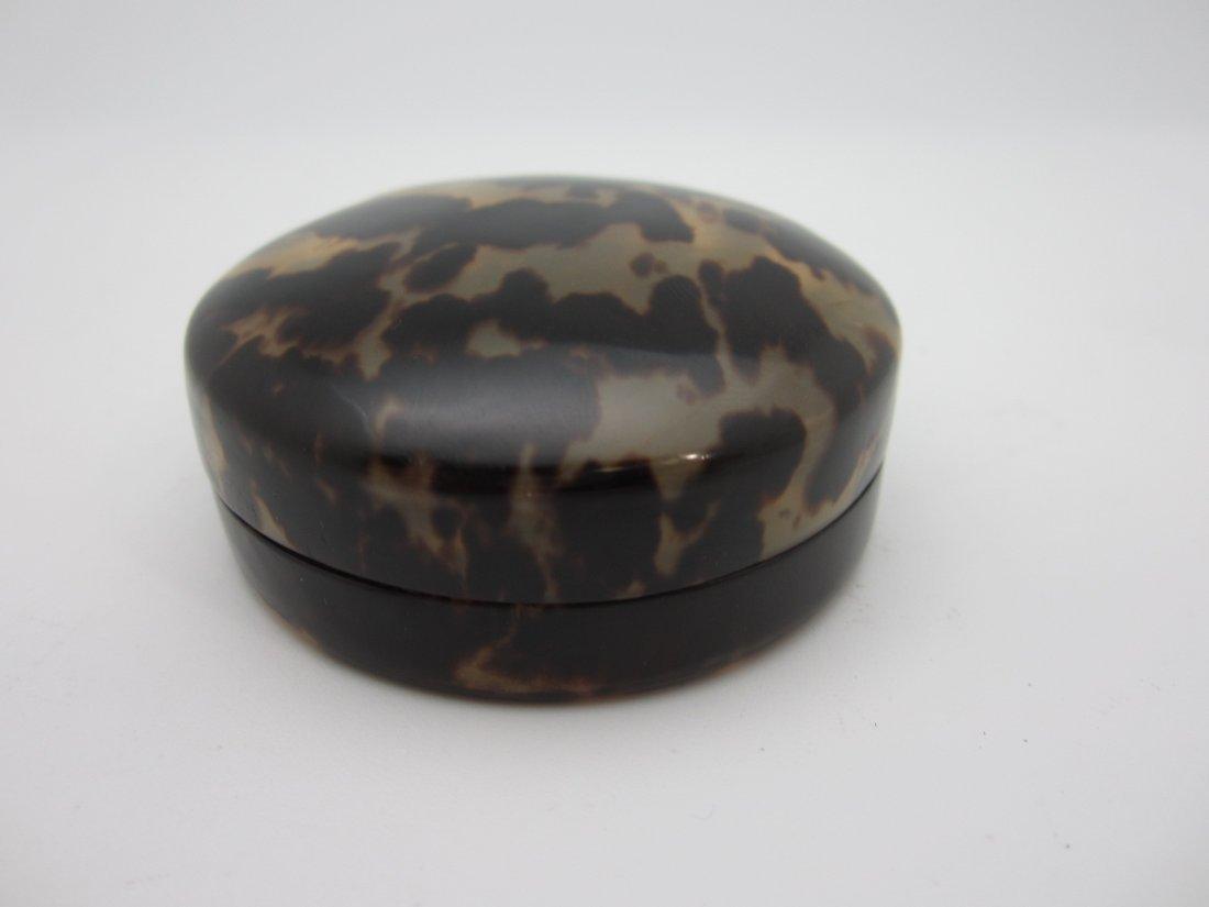 Tortoise Shell Box