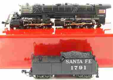 Heritage 7528 Spur N Dampflokomotive BN 1791 der Santa
