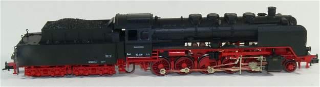 Fleischmann H0 Dampflokomotive BR 50 der DB. BN 50 008.