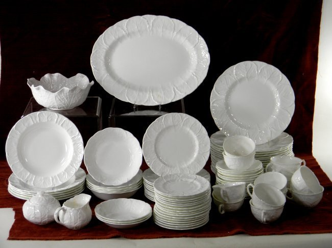 Set of Wedgwood Countryware China. 87 pcs. 16 dinner