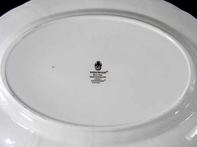 Set of Wedgwood Countryware China. 87 pcs. 16 dinner - 5