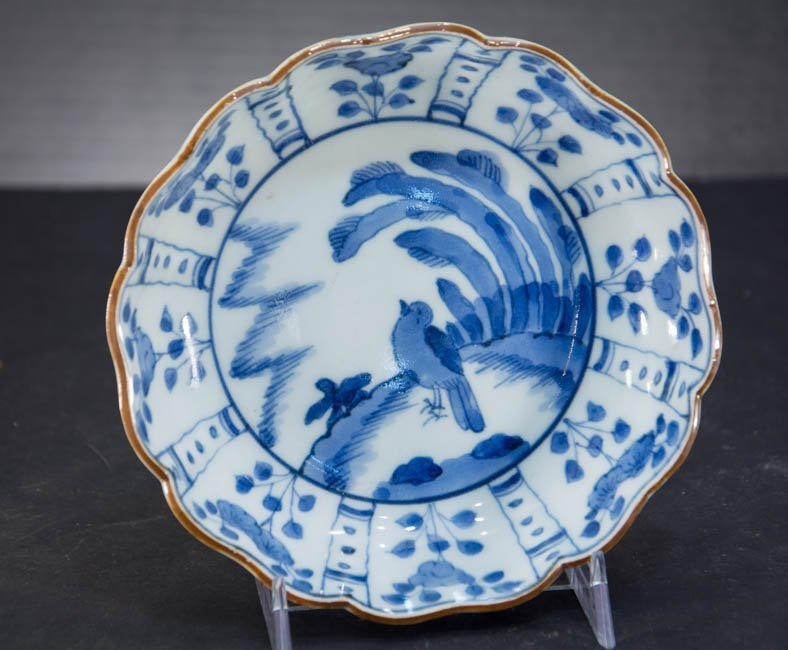 Chinese and Hungarian Porcelain Bowls