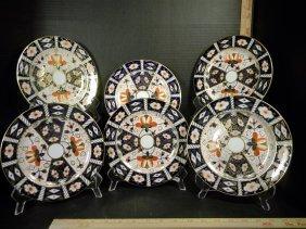 Set Of 6 Derby Salad Plates