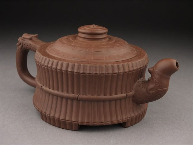 YiXing ZhuNi Teapot With Mark