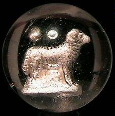 6: 67006 BB Marbles: Ram Sulphide