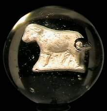 67008 BB Marbles: Mule Sulphide