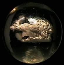 67013 BB Marbles: Bear Sulphide