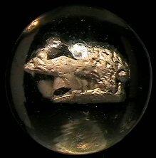 13: 67013 BB Marbles: Bear Sulphide