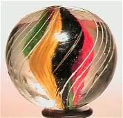 55: 67055 BB Marbles: Ribbon Core Swirl
