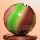 362: 67362 BB Marbles: Marble King Green Hornet!