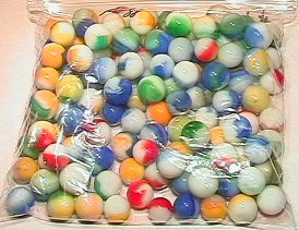 1006: 65006 BB Marbles: 150 Assorted Patches