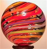 1168: 65168 BB Marbles: Jody Fine Swirl