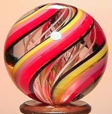 1216: 65216 BB Marbles: Jody Fine Swirl