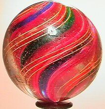 66114 BB Marbles: Divided Core Swirl
