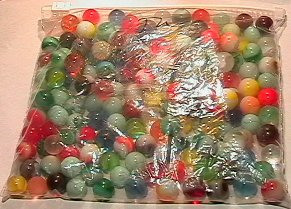 5005: 69005 BB Marbles: About 100 Machine Mades
