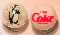 5011: 69011 BB Marbles: Two Character Marbles