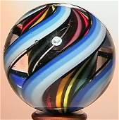 5058: 69058 BB Marbles: Jody Fine Swirl (large)