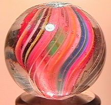 69152 BB Marbles: Divided Core Swirl