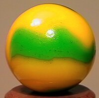 5287: 69287 BB Marbles: Rare Peltier NLR