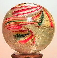 69311 BB Marbles: End of Cane Fused Swirl